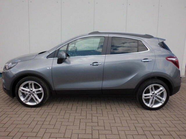 Opel Mokka X - 1,4 Innovation+Schiebedach+Kamera+AT+AHK