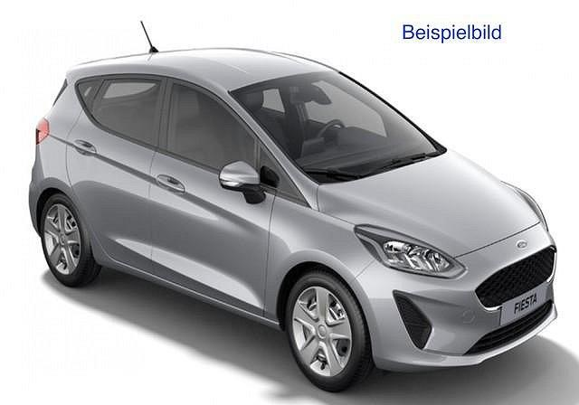Ford Fiesta - 1.0 Ecoboost Modell2020 95PS NAVI/PDC/CarPlay 7...