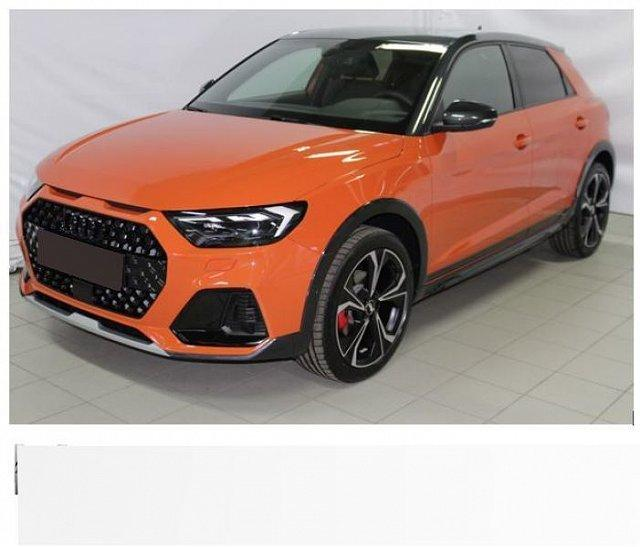 Audi A1 - citycarver edition one 30 TFSI 85(116) kW(PS) S tronic , MMI virtual cockpit BO