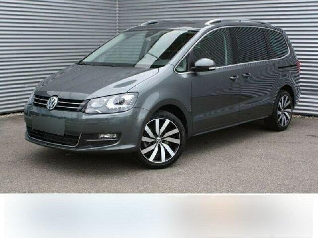 Volkswagen Sharan - Highline 2.0TDI DSG ACC Xenon DCC PanoDac