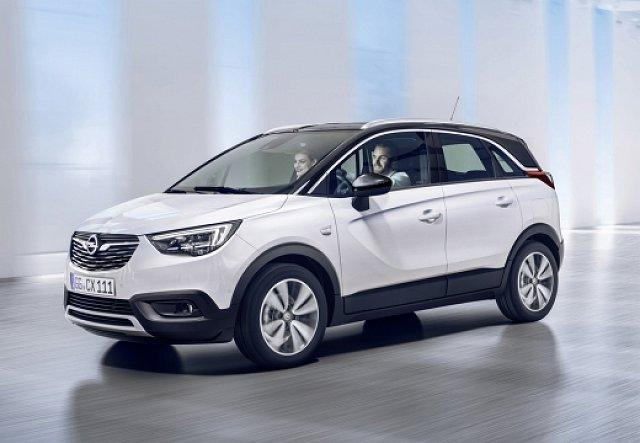 Opel Crossland X - 1.2 Auto. Ultimate *NAVI* *KAMERA*
