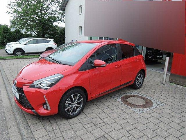 Toyota Yaris - 1,5-Dual-VVT-iE Y20 Club