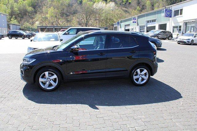 Volkswagen T-Cross - 1.0 Style DSG Navi LED Assistenten 20,5