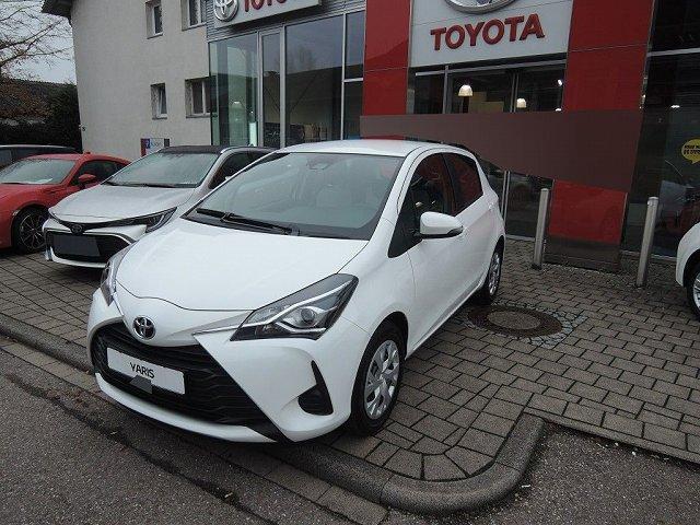 Toyota Yaris - 1,5-Dual-VVT-iE Comfort (XP13)
