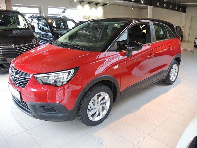 Opel Crossland X - 1.2 Auto. Edition *NAVI* *SHZ**PDC*