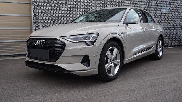 Audi e-tron - advanced 55 quattro 300, , 265 kW NP 111.484,00