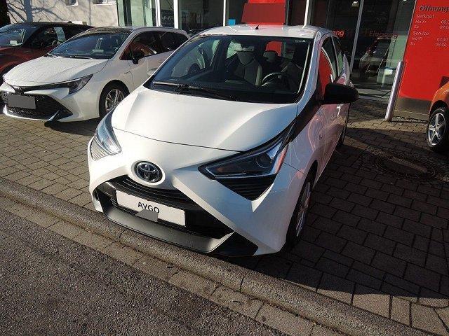 Toyota Aygo - x