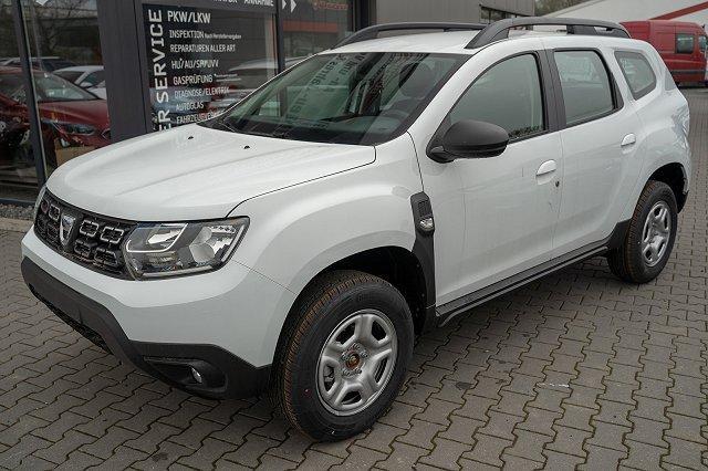 Dacia Duster - II ZV-Funk*elektr. FH*Dachreling*uvm!