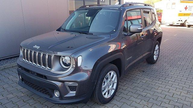 Jeep Renegade - Limited*LED*Navi*Shzg*17Zoll*PDC*