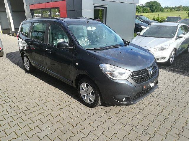 Dacia Lodgy - TCe 100 7 Sitzer Klima Ersatzrad Tempo