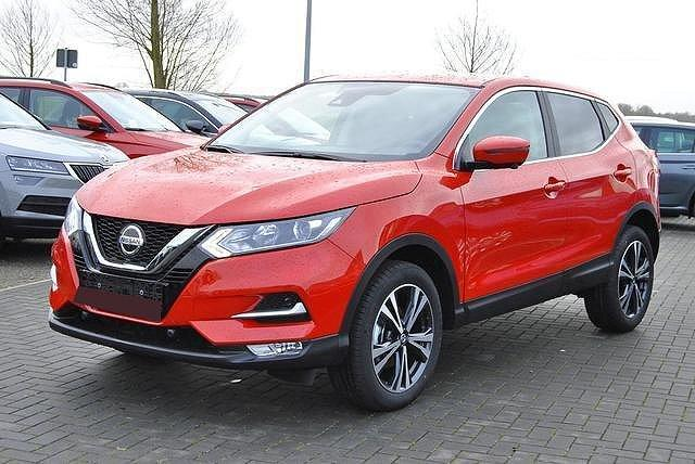 Nissan Qashqai - N-Connecta 1.3l 140PS - 360°/Klima/LED/Navi/Sof...