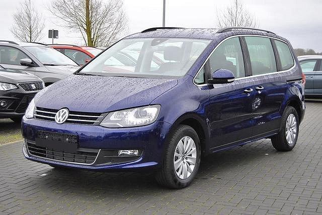 Volkswagen Sharan - 1.4 TSI Comfortline Life Navi/PDC/Klima/AHK/Sof...