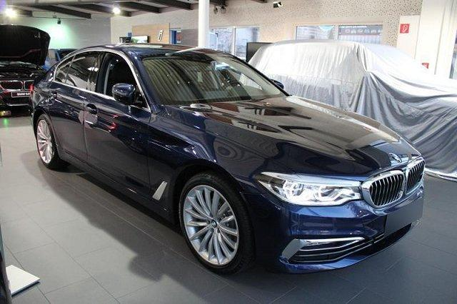 BMW 5er - 520d Limousine AHK LuxuryLine Head-Up Innovation