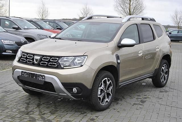 Dacia Duster - Prestige TCe 4x2 96kW 130PS - Klima/SunSet/LED/...
