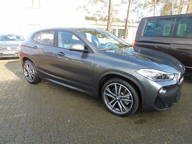 BMW X2 - *sDRIVE*20i *M-SPORT*/NAVI/LED-SW/19/UPE:50