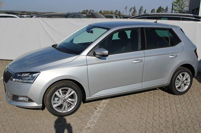 Skoda Fabia - Limousine Benziner 1.0 TSI 5-Gang