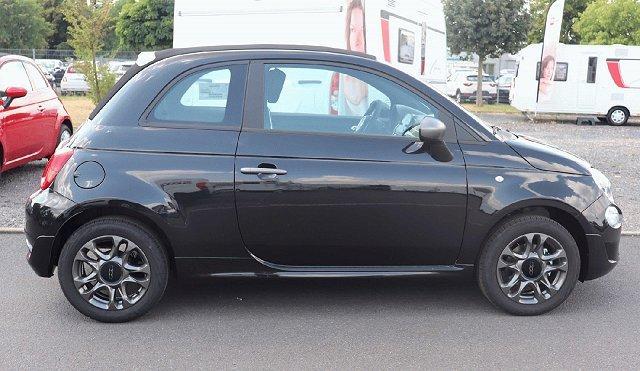 Fiat 500C - serie 7 1.2 8V Sport 51kW sofort Verfügbar