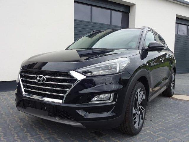 Hyundai Tucson - Premium 1,6 T-GDi DCT7 4WD 130KW Pano Leder
