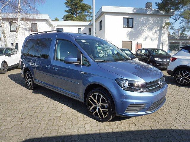 Volkswagen Caddy - MAXI*BEACH*2.0 TDI/NAV/KAM/AHK/UPE:47.505
