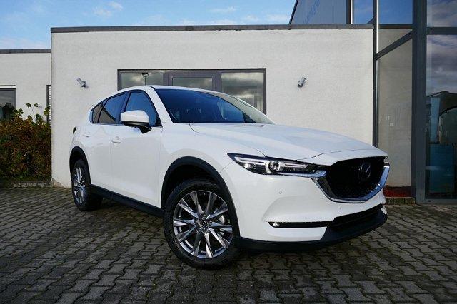 Mazda CX-5 - AWD SPORTS-LINE Leder/Schiebedach/Technik-P