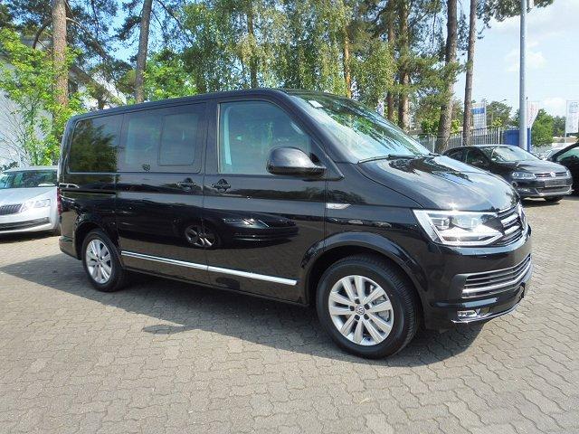 Volkswagen T6 Multivan - HIGHLINE TDI DSG 4-MO +AHK/LED/LEDER
