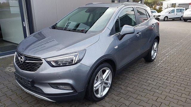 Opel Mokka X - Innovation*LEDER*SD*LED*19ZOLL*NAVI*PDC*