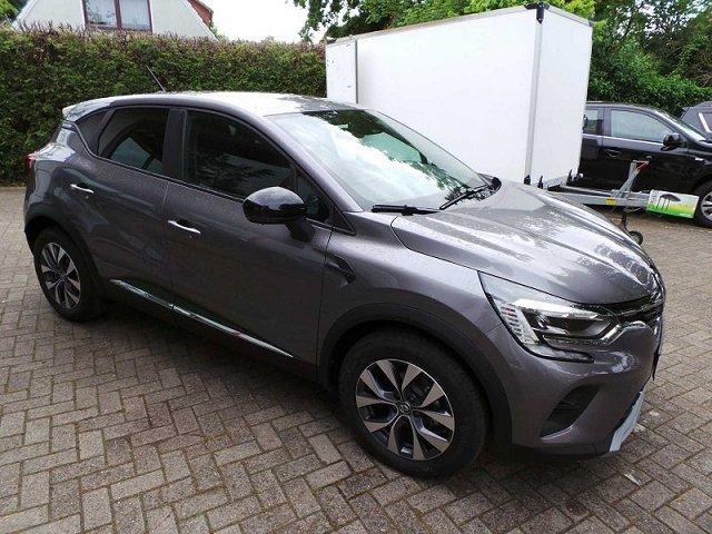 Renault Captur - TCe 100 Experience, Klima,Navi,SHZ,PDC