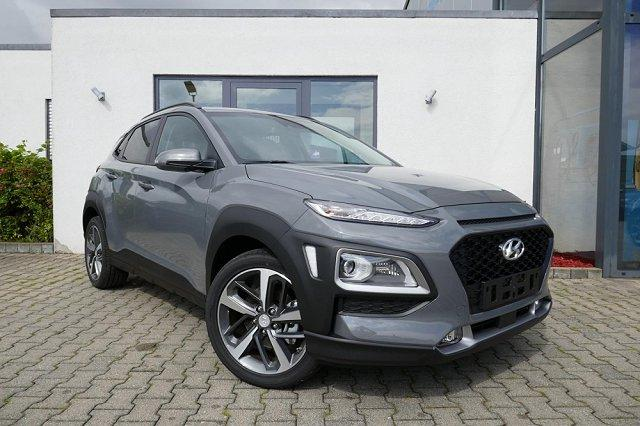 Hyundai Kona - Schiebedach/LED/Leder/Krell/Head-Up/Allrad!