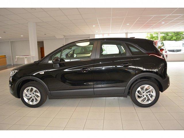 Opel Crossland X - Edition beh.Frontscheibe Sitzheizung DAB+
