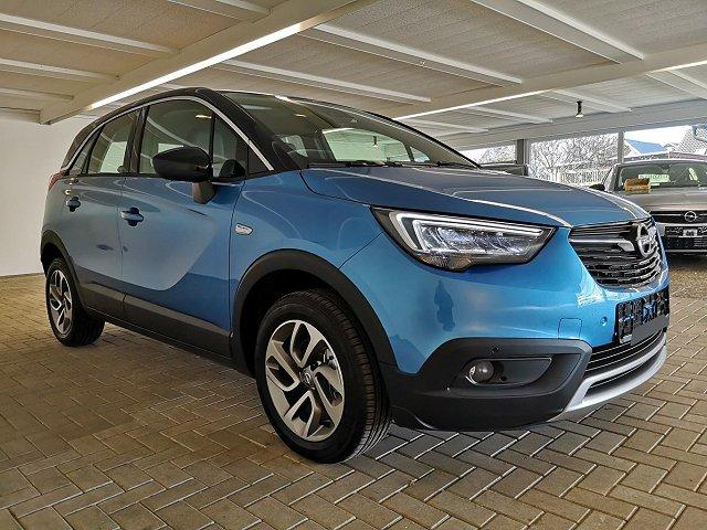 Opel Crossland X - Innovation mit Komfortpaket