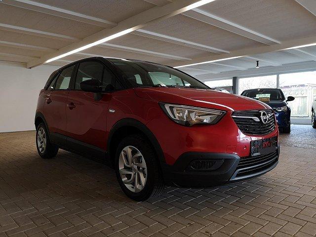 Opel Crossland X - Edition beh.Frontscheibe Sitzheizung