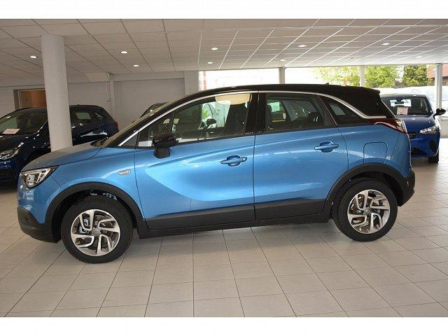 Opel Crossland X - Innovation beh.Frontscheibe Sitzheizung