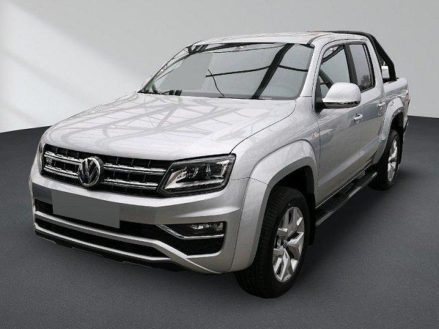 Volkswagen - NFZ Amarok DC Highline Motor: 3,0 l TDI EU6 SCR BlueMotion Technology Getriebe: 4MOTION 8-Gang-Automatikgetriebe Rad ,