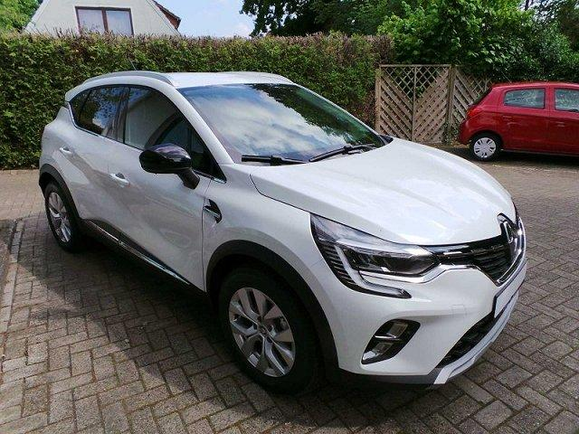 Renault Captur - TCe 100 Intens, Navi, Sitzheizung
