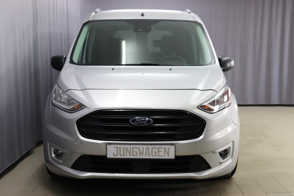 Ford Transit Connect/ 1.5 TDCI Trend / Automatik / 1,5 DieselDiesel / 74kW       101PS  171co2AutomatikPolar Silber MetallicStoff anthrazit