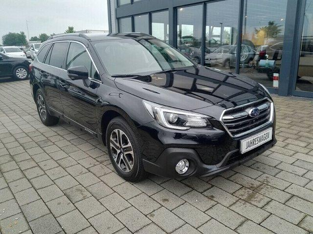 Subaru Outback - 2.5 4WD Lineartronic Active