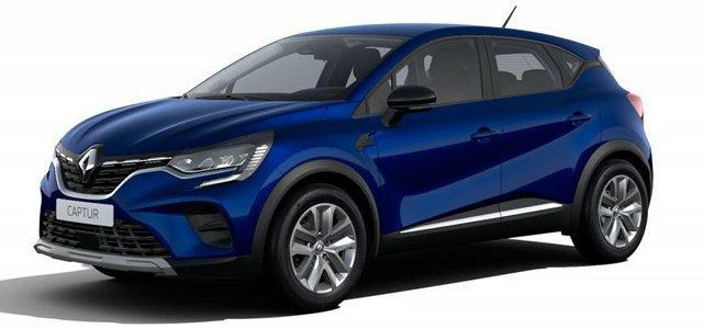 Renault Captur - 2020 TCe100 LED*Freisprech*Tempomat*UVM!