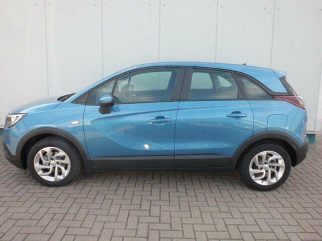 Opel Crossland X - 1,2 Edition+Sitzheizung+PDC+Klimaaut