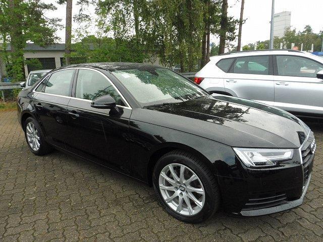 Audi A4 Limousine - Limo. 1.4TFSI S-TONIC +LED/LEDER/NAVI/APP/APS