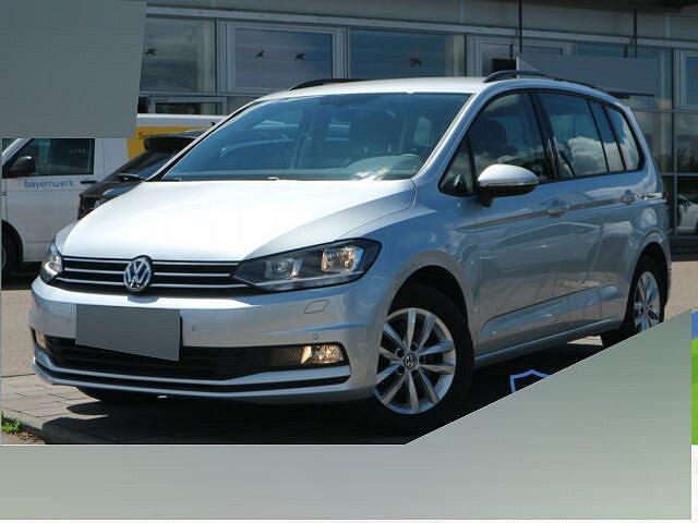 Volkswagen Touran - 2.0 TDI COMFORTLINE NAVI+7-SITZER+BLUETOO