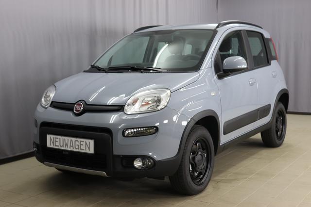 Fiat Panda - Wild 4x4 Sie sparen 4.200,00 Euro 0,9 Twin Air Turbo 85, Klimaautomatik, Alufelgen 15 Zoll, Isofix , Zentralverriegelung mit Fernbedienung, Höhenverstellbarer Fahrersitz