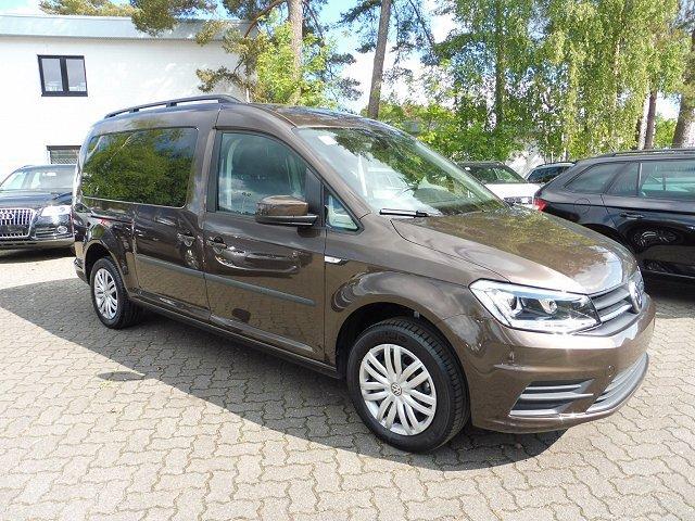 Volkswagen Caddy Maxi - 2.0 TDI*DSG*/7-SITZE/PDC/NAVI/XENON