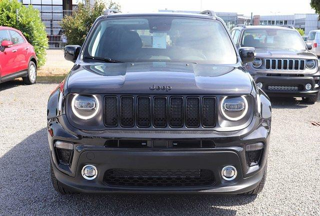 Jeep Renegade - MY19 Limited 1.0l T-GDI Black Pac LEDER
