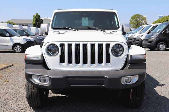 Jeep Wrangler - UNLIMITED MY20 Sahara 2.0l T