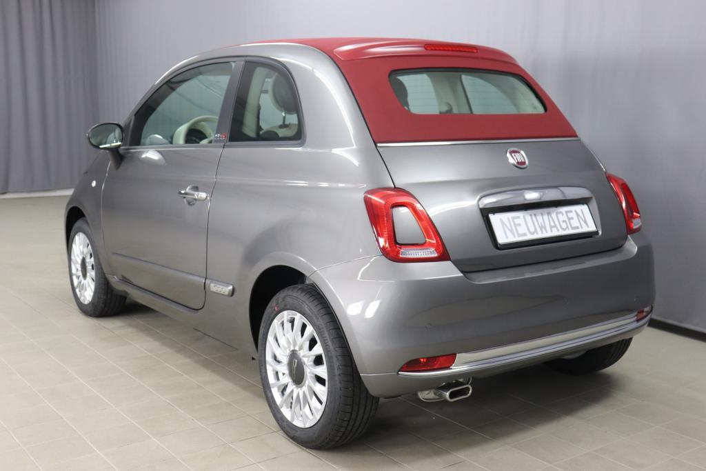 Fiat 500c Lounge Uvp 22020 Euro 1 2 Verdeck Rot Serie 8 Modell 2020 Uconnect Radio Mit 7 Hd Touchscreen Apple Car Play Klimaautomatik 15 Leichtmetallfelgen Notrad Parksensoren Hinten Uvm Autozentrum Zillig