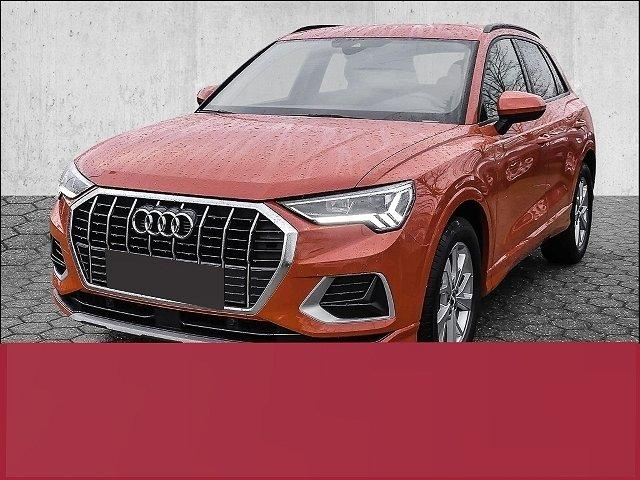 Audi Q3 - 35 TDI advanced S tronic AHK ALU NAVI VIRTUAL LED