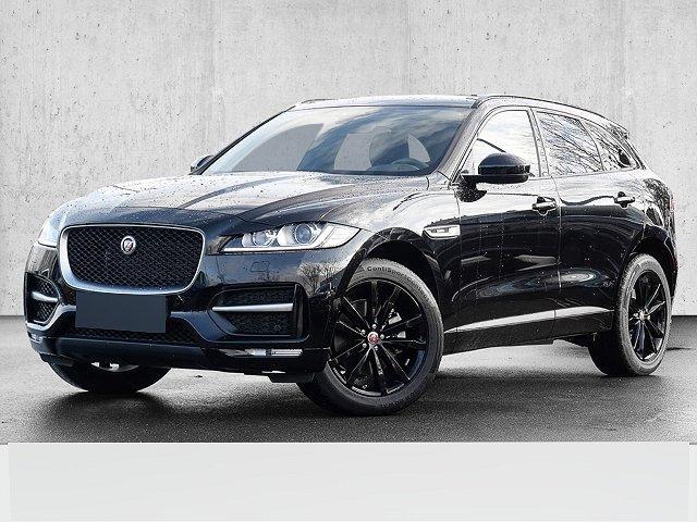 Jaguar F-Pace - R-Sport AWD 30d EU6d-T LED