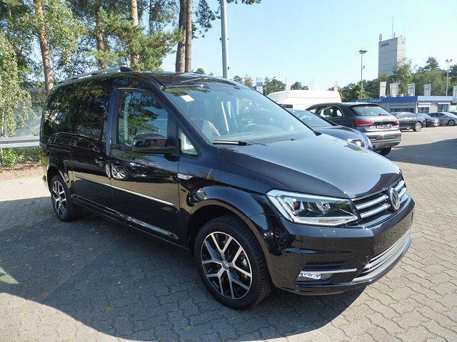Volkswagen Caddy Maxi - HIGHLINE 1.4TSI DSG +AHK/NAVI/ACC/XEN