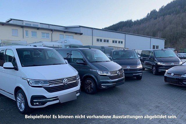 Volkswagen T6 Multivan - T6.1 Comfort LR 4-Mo DSG LANG Voll!