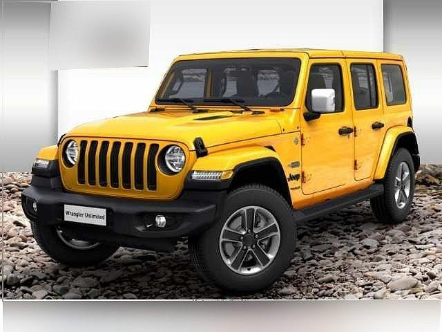 Jeep Wrangler - JL MY19 Sahara Unlimited 2.2l CRDI 2.2 NEW TECH NAVI SHZ